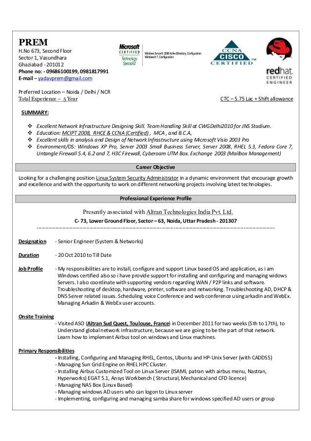resume - amazing resume linux engineer resume