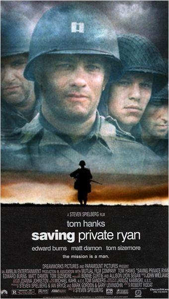 Faut Sauver Le Soldat Ryan : sauver, soldat, Sauver, Soldat, Affiche, Fantascienza,, Film,