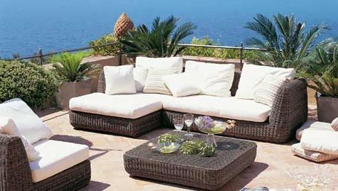 Pin By Interieurs Design Studio Sho On Current Samples Selections Outdoor Seating Outdoor Sectional Sofa Outdoor