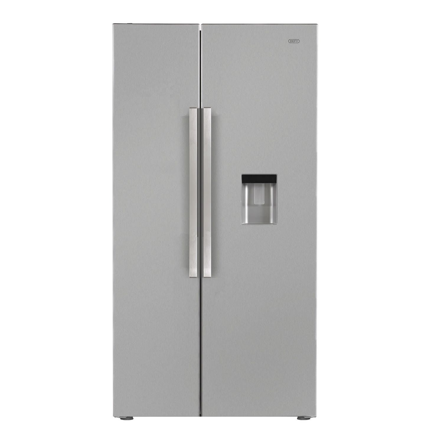 Uncategorized Defy Kitchen Appliances defy side by fridgefreezer with water dispenser makro online