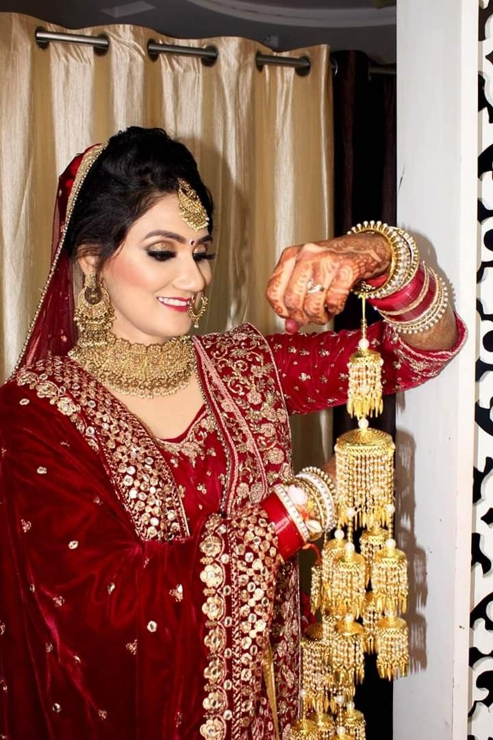 Impressown Hair And beauty will provide you best bridal
