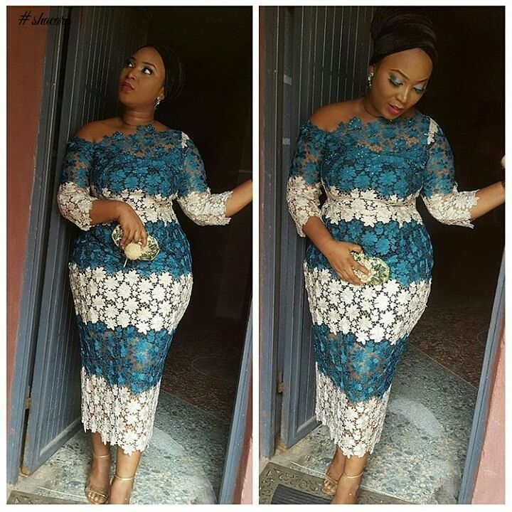 Nigerian Wedding Dress Designs: STEP OUT IN STYLE WITH THESE HOT SAUCE ASO EBI STYLE In