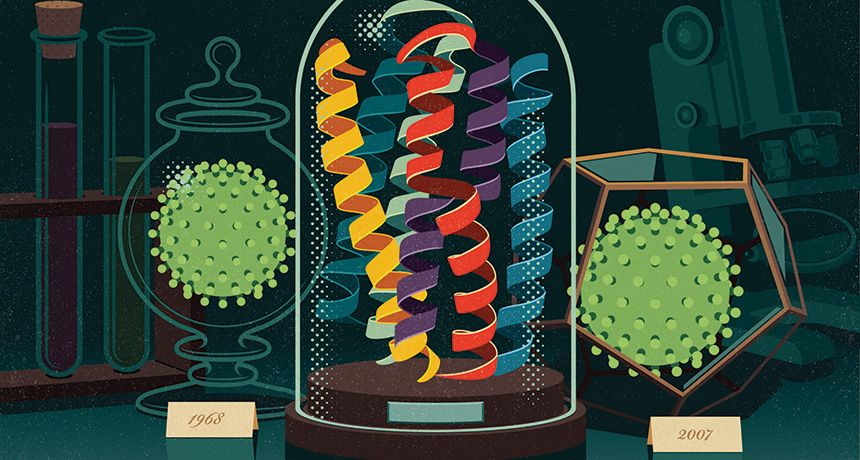 Scientists dig up proteins from the past Science fair
