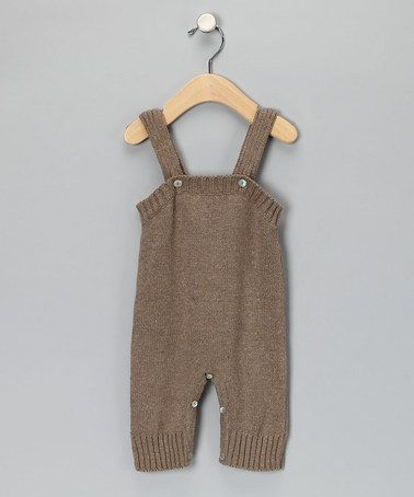 baby knit overalls @Mandy Bryant Bryant Bryant Marlowe