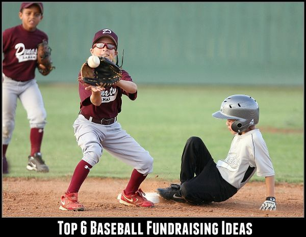 Baseball Fundraising 6 Home Run Ideas For Your Team Baseball Fundraiser Baseball Team Fundraisers Sports Fundraisers
