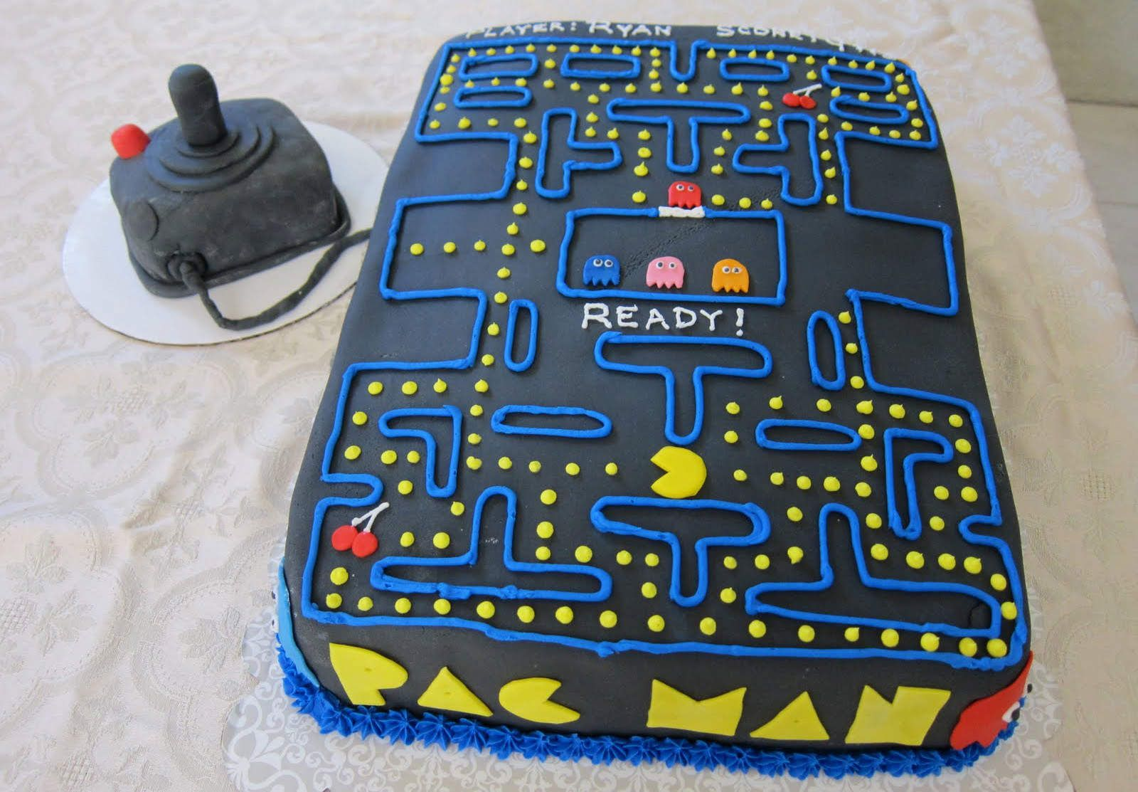 Pin On Cake For Gamer