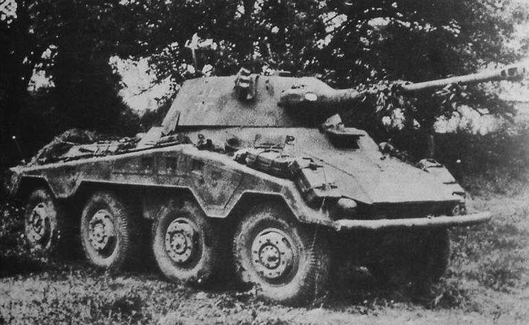 Puma Radpanzer