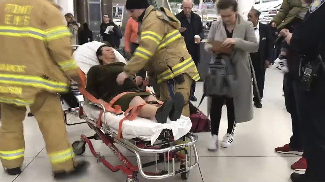 Dozens injured hospitalized after unusual turbulence on