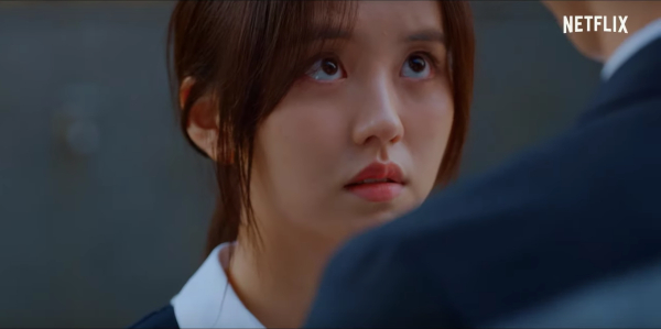 Love Triangles Love Rivals And Love Alarm In Netflix Youth Drama