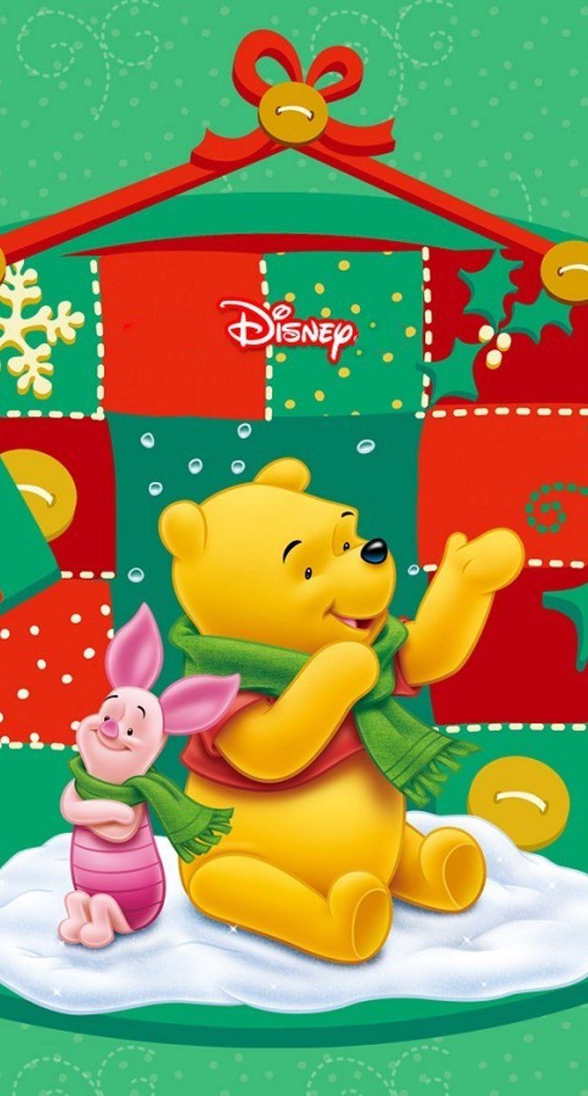 Winnie The Pooh Christmas Winnie The Pooh Christmas With Winnie
