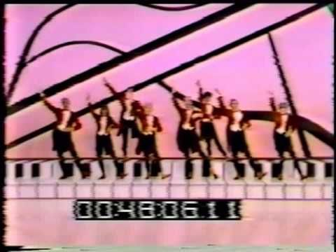 """a performance by """"The Tom Hansen Dancers"""" with The David Rose Orchestra and The Alan Copeland Singers originally broadcast on """"The Red Skelton Hour"""