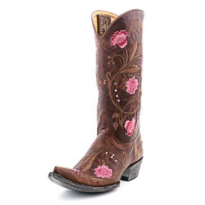 Old Gringo Pink Julie Cowboy Boots
