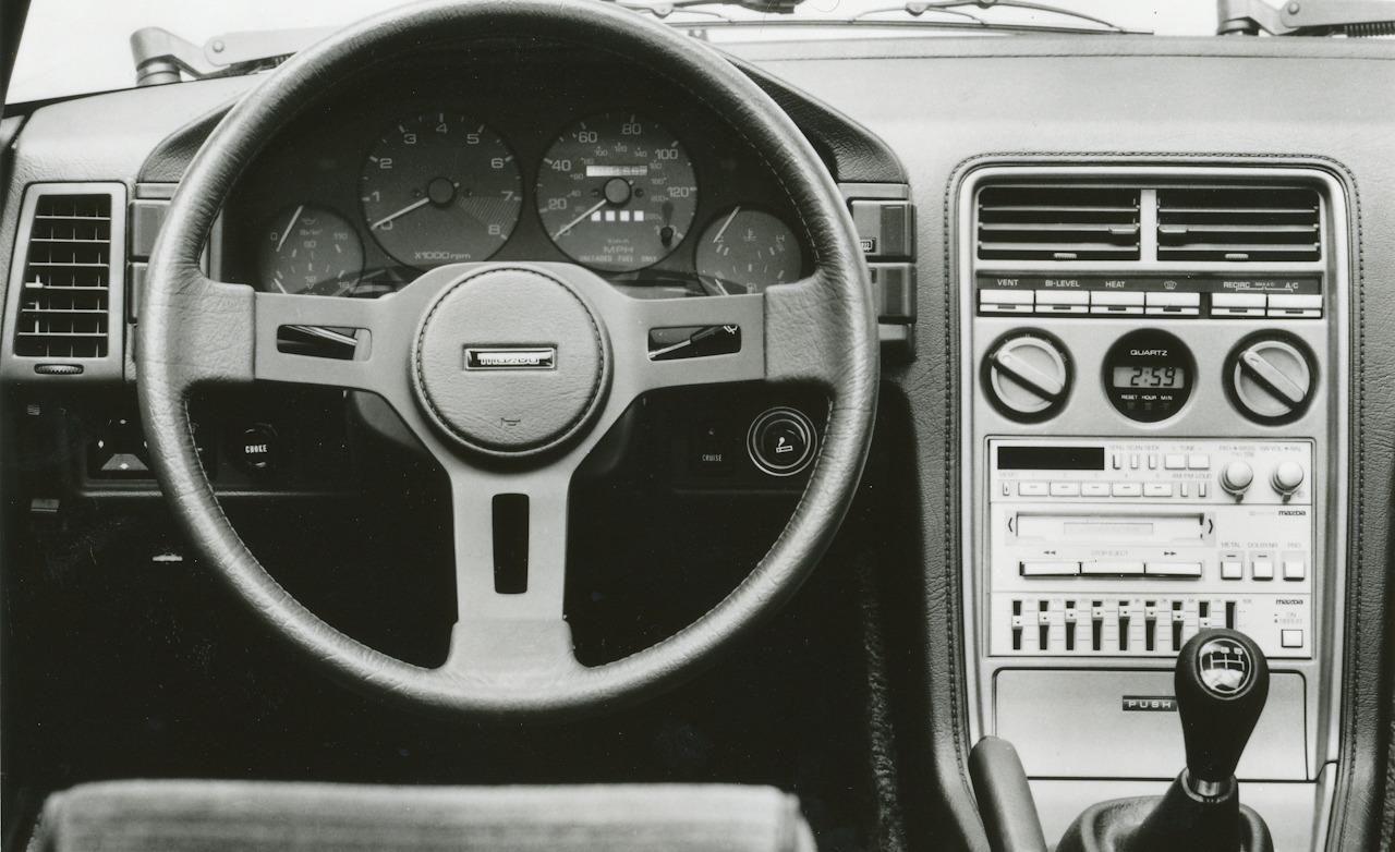 mazda rx7 1985 interior. mazda rx7 1985 rx7 interior