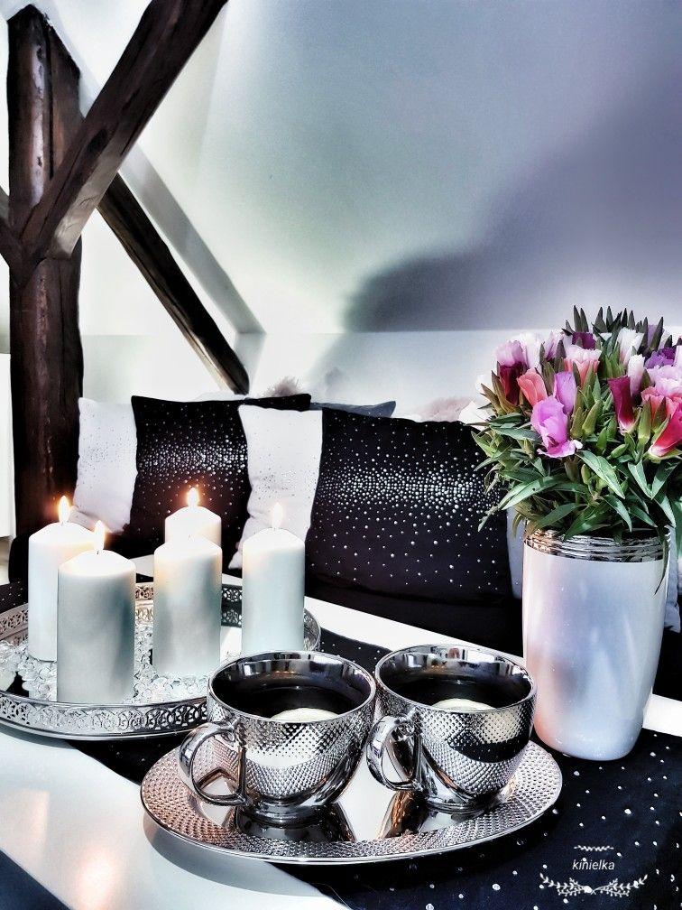 Mugs Cups Interior Candles Ikea Glamour Home Decorations Table Mug Flowers Home Decor Decor Glamour Home
