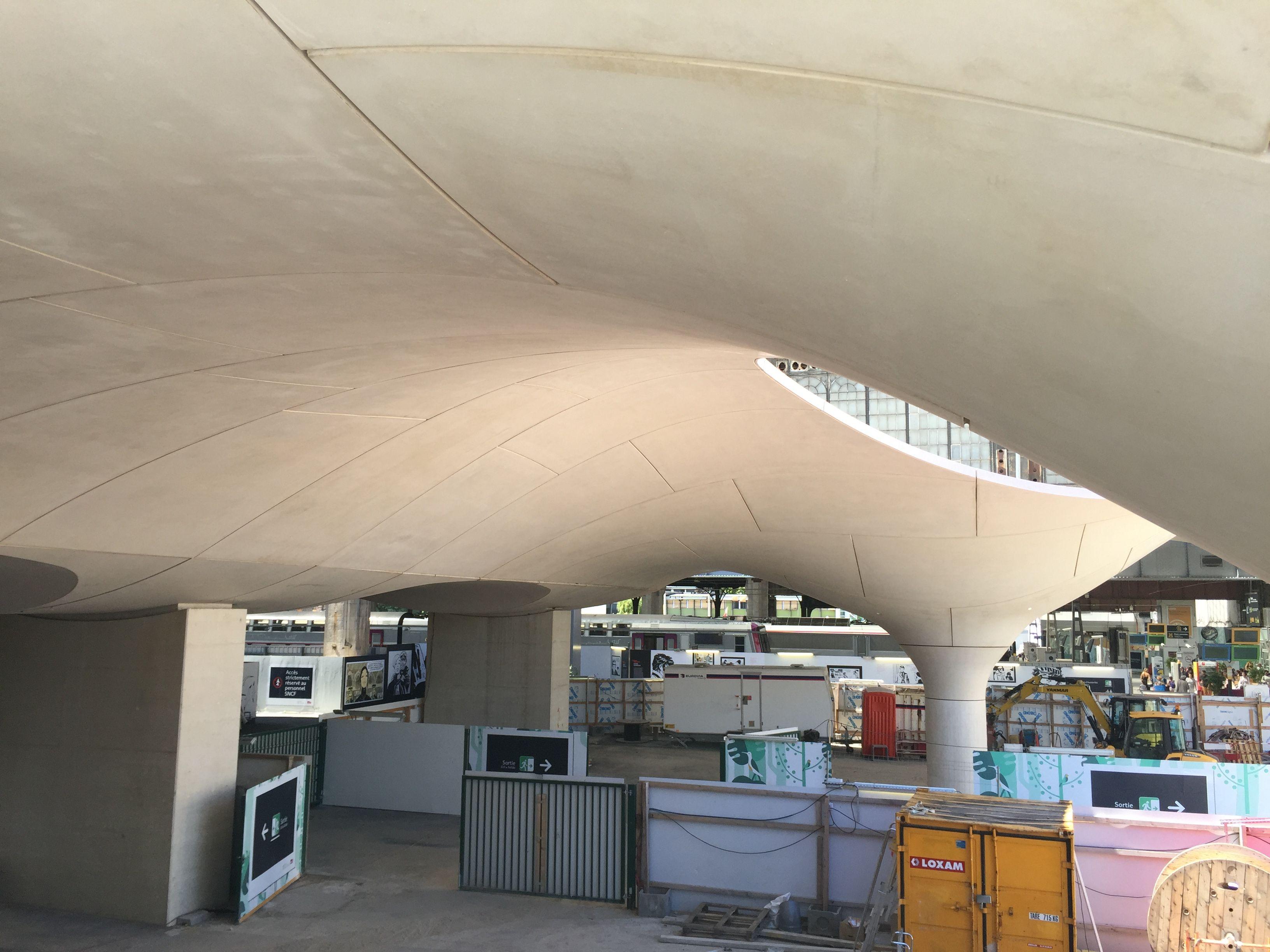 Gare d'Austerlitz - Jean Nouvel / Duthilleul / Arep / #MaP3