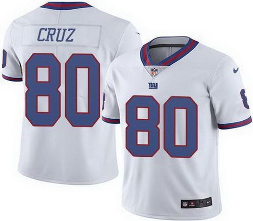 explore nfl news new york giants and more nike giants 80 victor cruz white nfl limited rush jersey