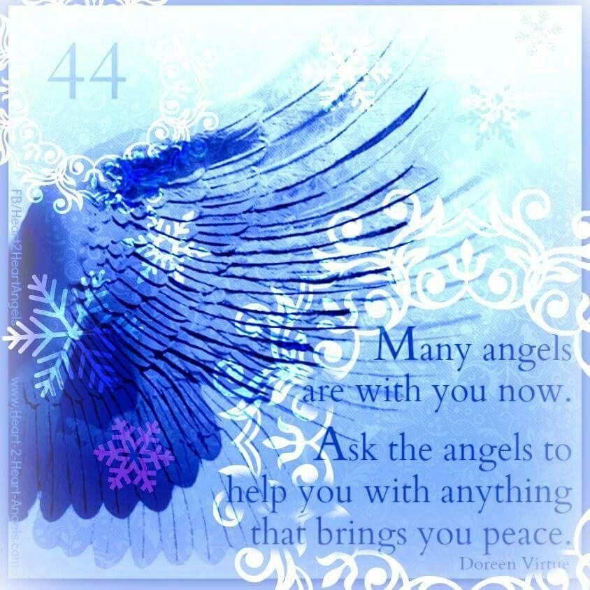 44 Angel Numbers - Year of Clean Water