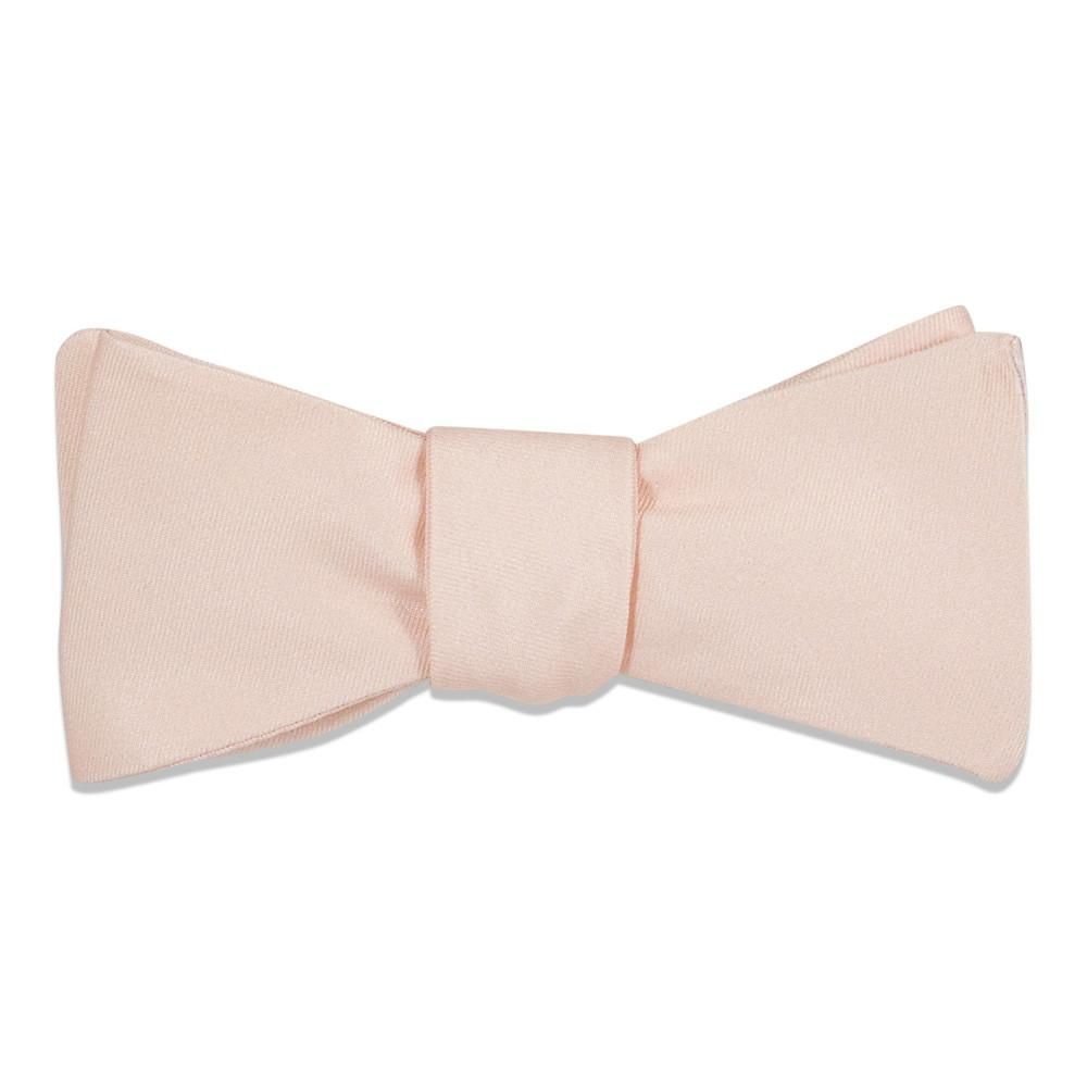 68d46be2b58 Bow Tie in Azazie Pearl Pink