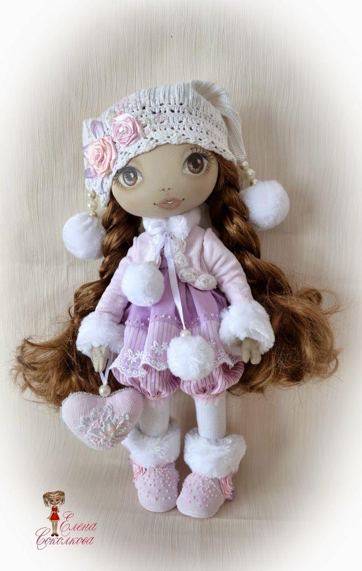 Кукла тряпичная своими руками фото 97