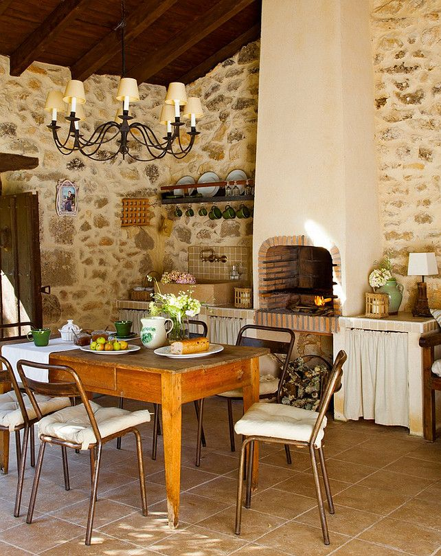 Retiro Encantador Na Espanha!por Dep sito Santa Mariah | estilos ...