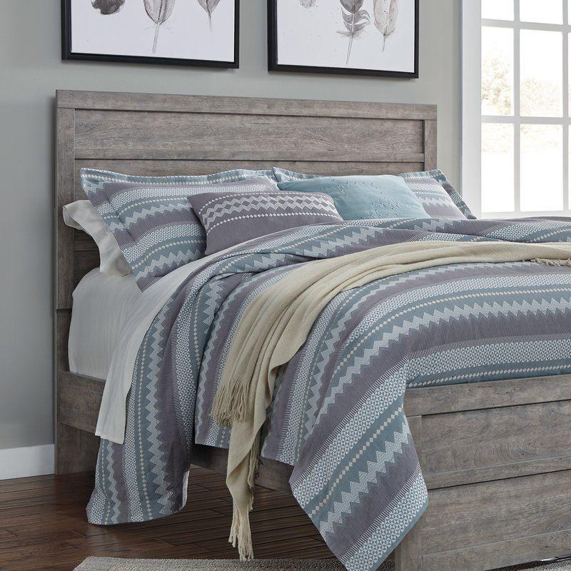 Rosen Panel 3 piece Configurable Bedroom Set & Reviews ...