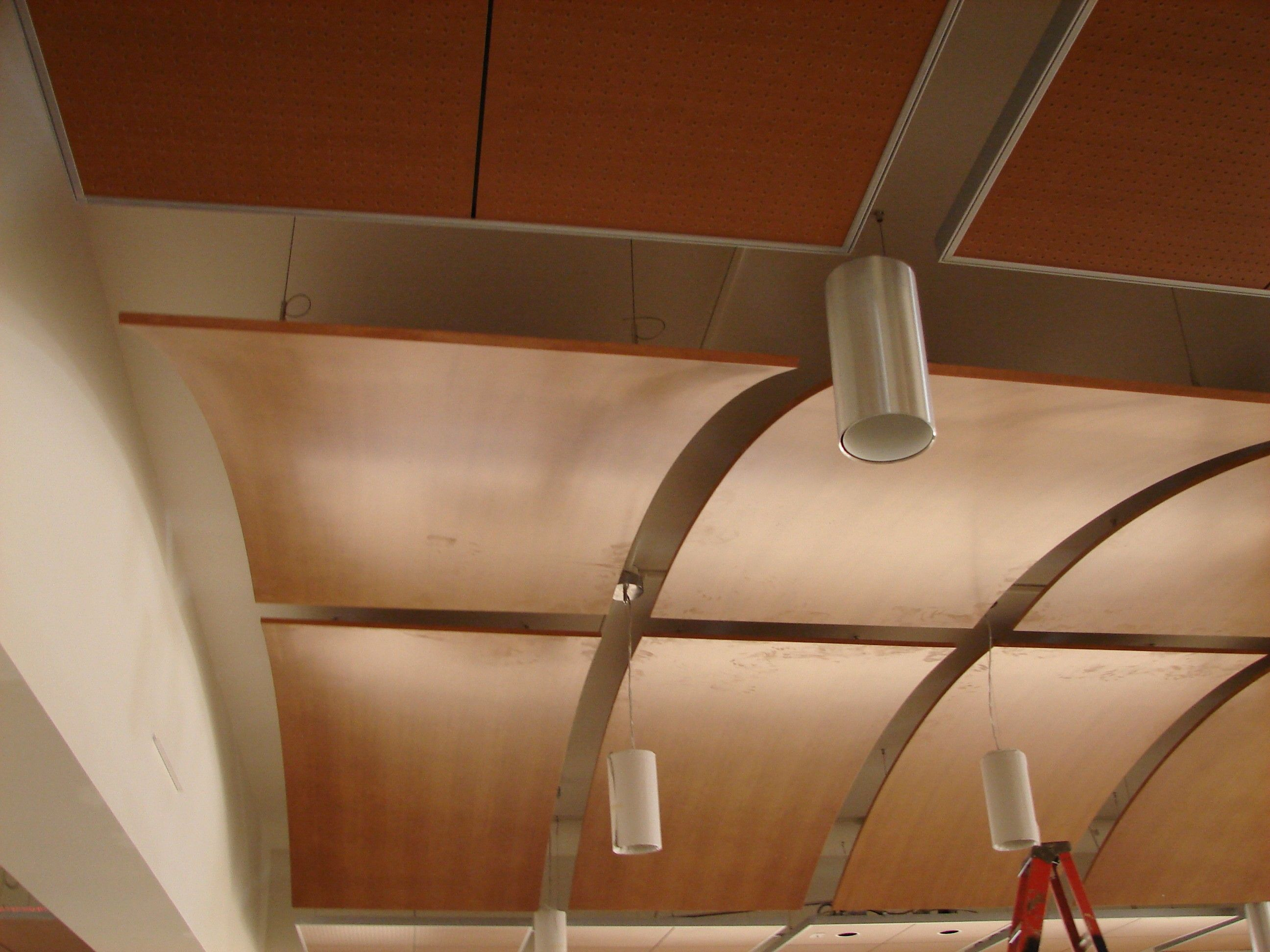 Sneak Peek Still Under Construction Wood Ceilings Wooden