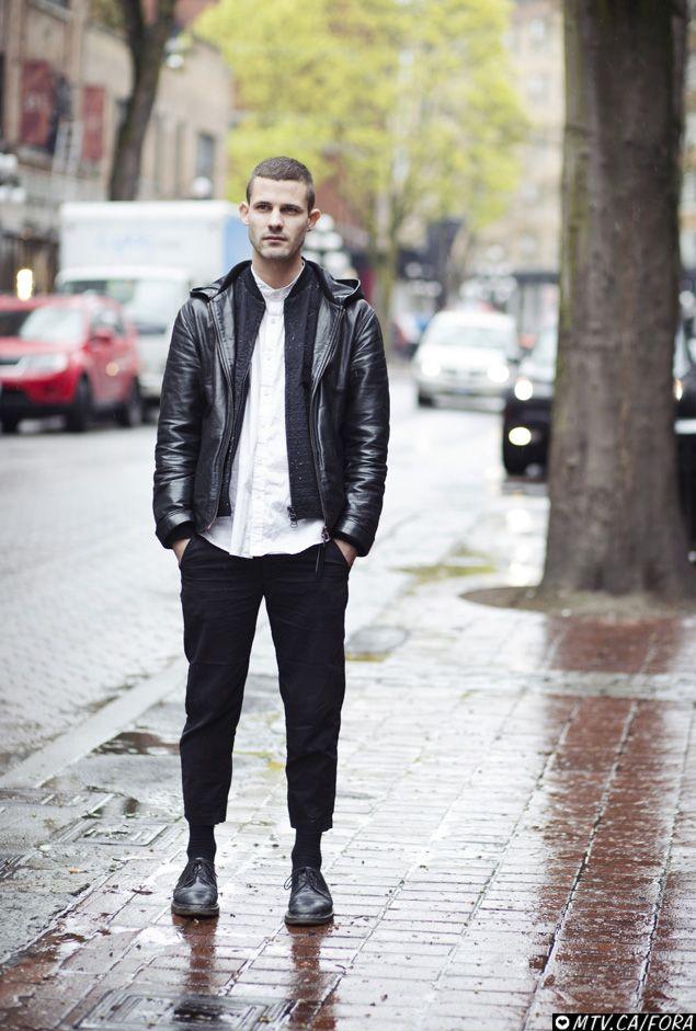 Fetish Fashion For Men Vancover Bc