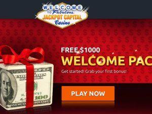 Jackpot Capital Bonus Codes 2020