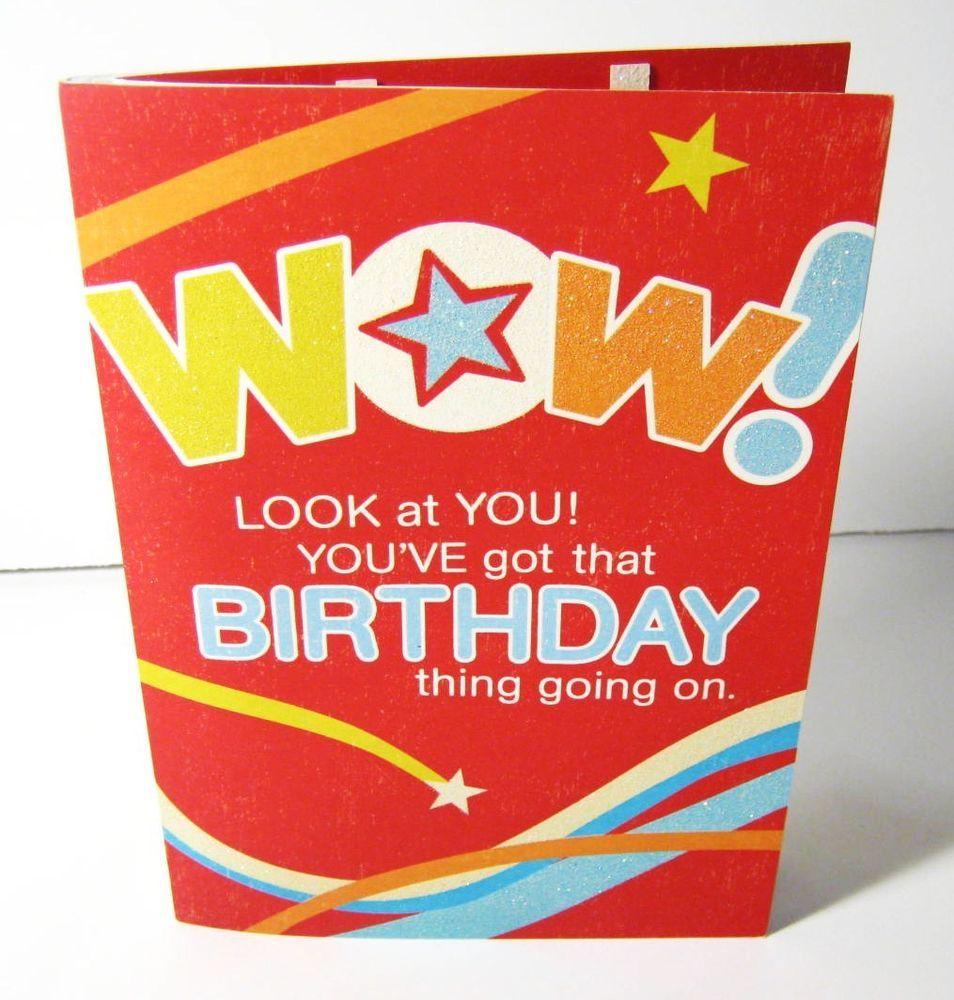 Musical Happy Birthday Greeting Card Shining Star Earth Wind Fire