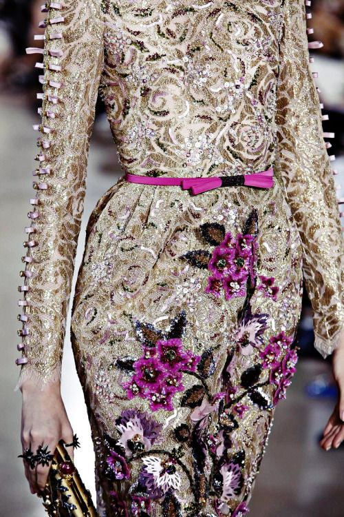 Fuck Yeah Fashion Couture | Georges Hobeika Haute Couture Fall-Winter 2016