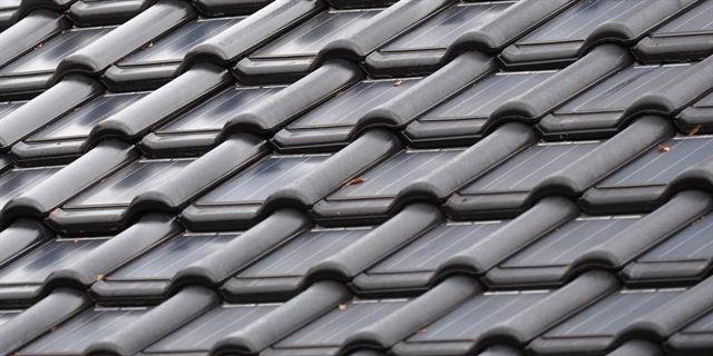 Integrating Solar Cells Into Ceramic Roof Tiles Engineering Com Ceramic Roof Tiles Solar Panels Solar