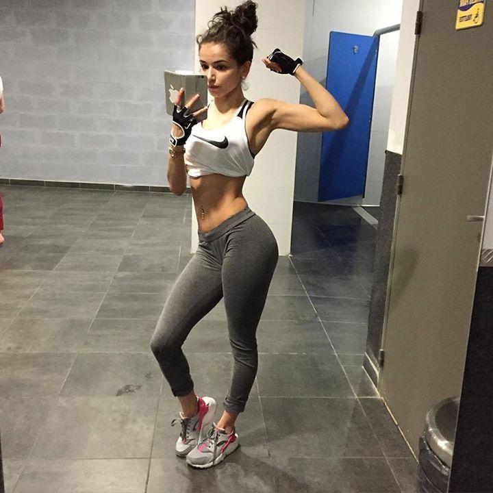 #Fitness Siempre toma fotos de tus avances eso cuenta como parte de tu motivación personal ;)