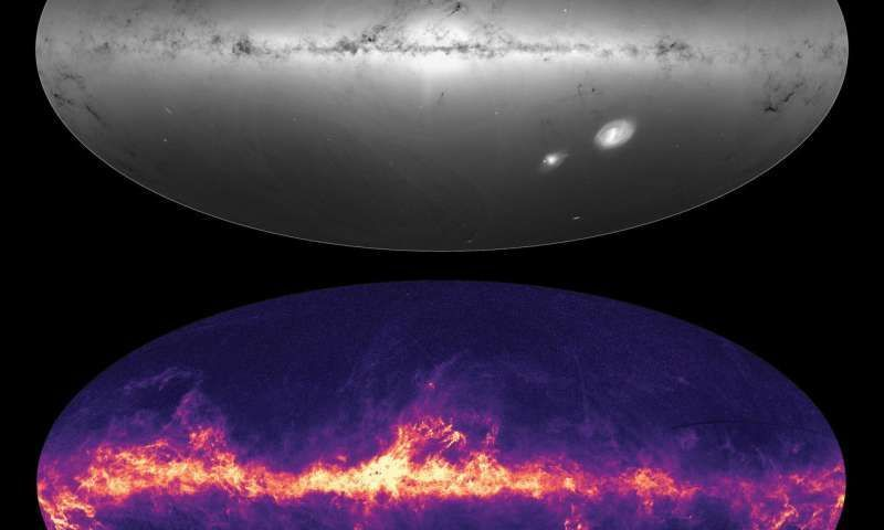 🔭📡🛰🌌 Gaia creates richest star map of our Galaxy—and beyond ...