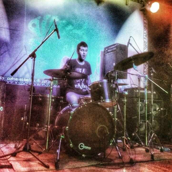 Manual. Suburbial Punk Rebel Fest 12 / 12 / 15 sala Babel ( Alicante )