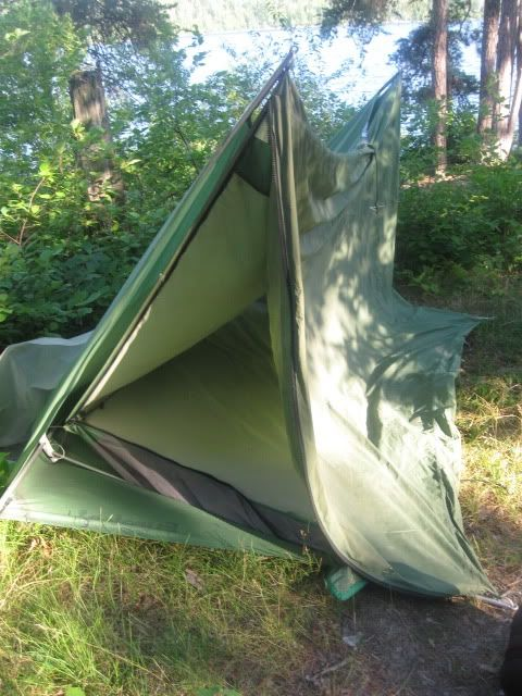 tips for success, stake tent down