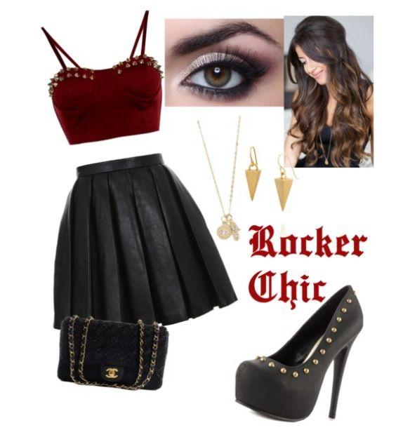 Super Cute---Rocker Chic