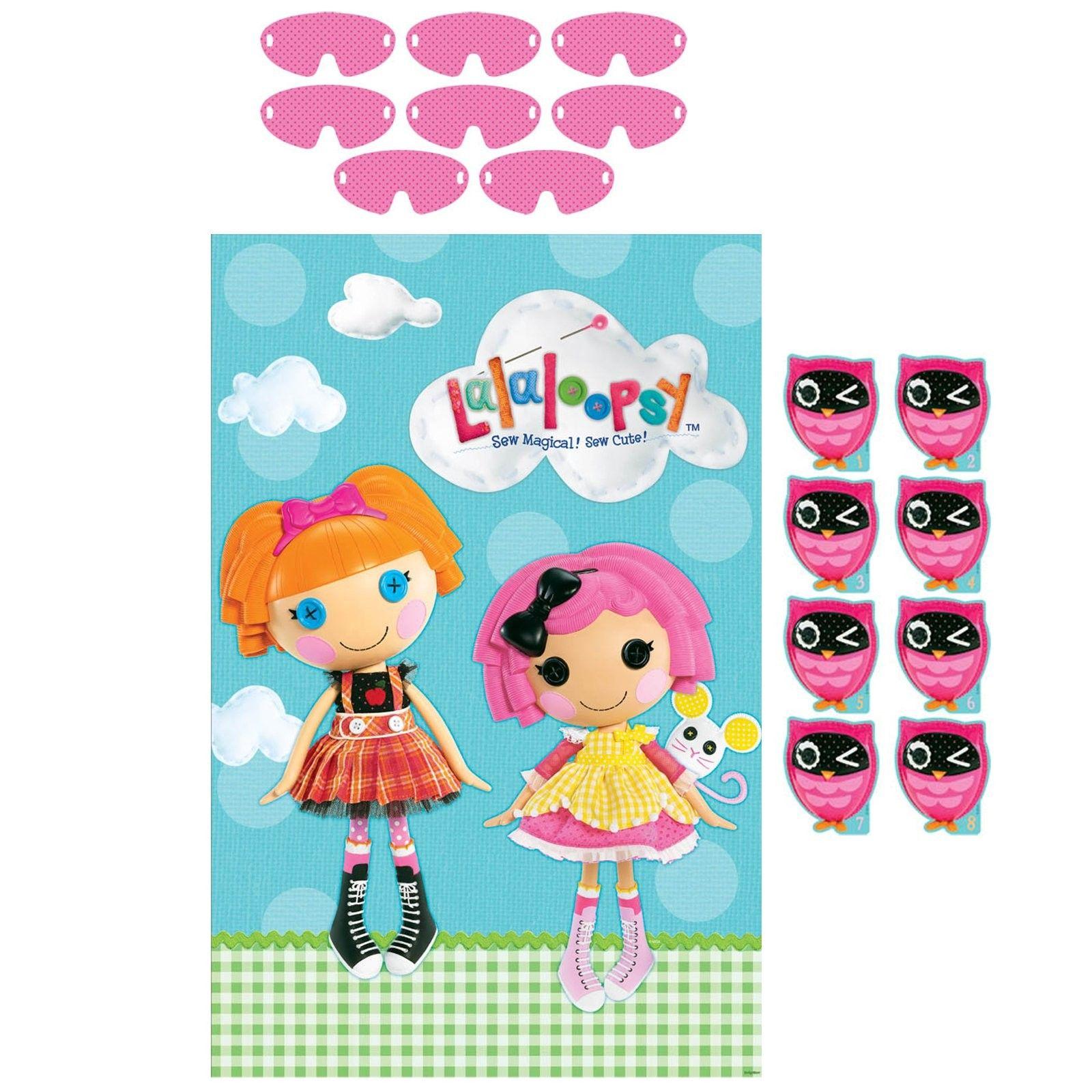 Lalaloopsy Party Game | Lalaloopsy Costumes | Pinterest | Lalaloopsy ...