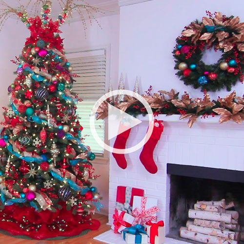 Top Ways To Deck Out Your Tree Lowes Creative Holiday Decor Creative
