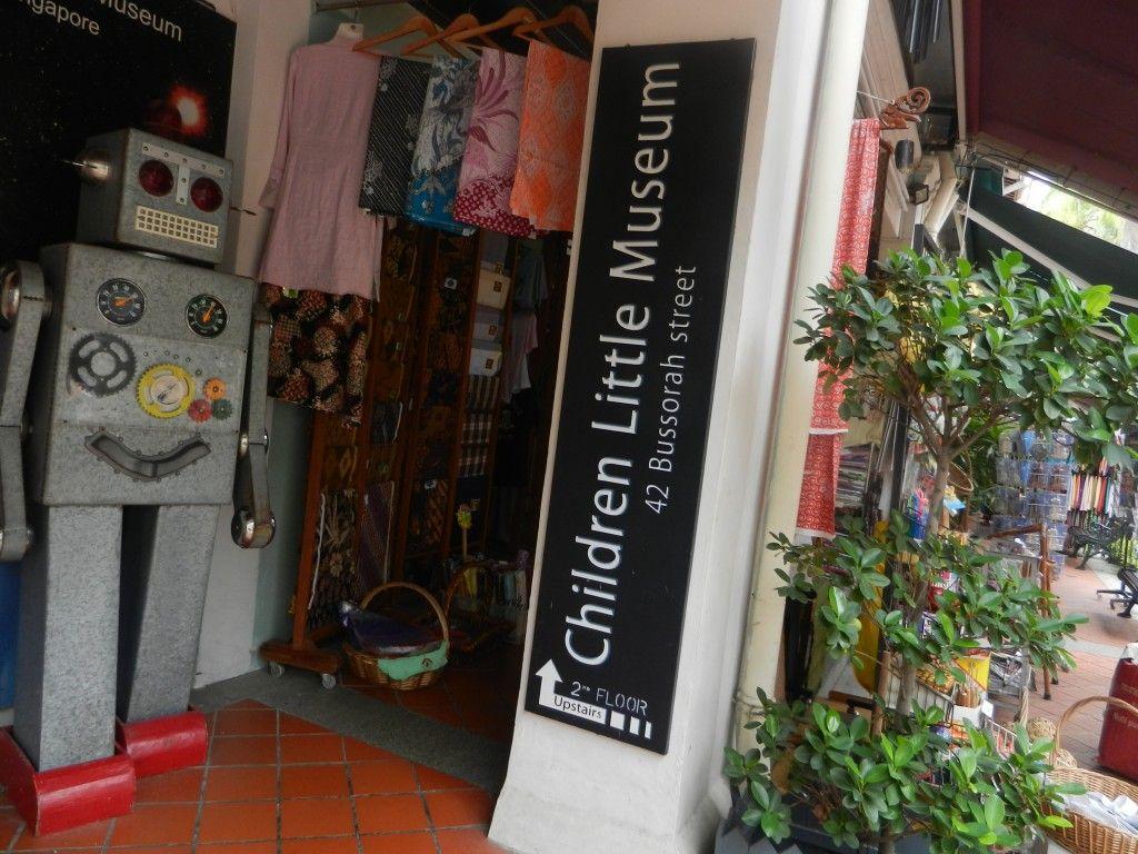 Explore the shops of Bussorah Streets for some pleasant surprise.