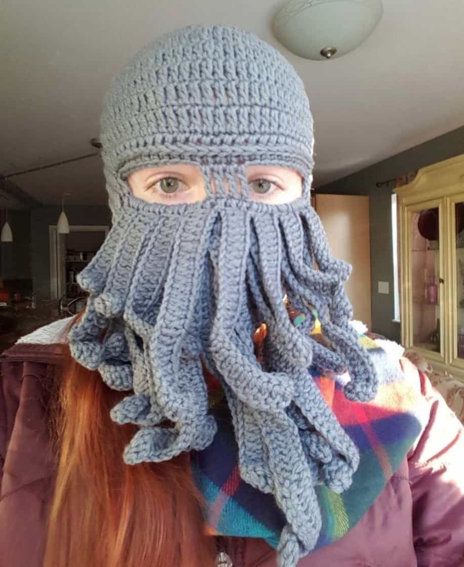 Crochet Viking Hat With Beard Free Pattern | Vikings, Free pattern ...