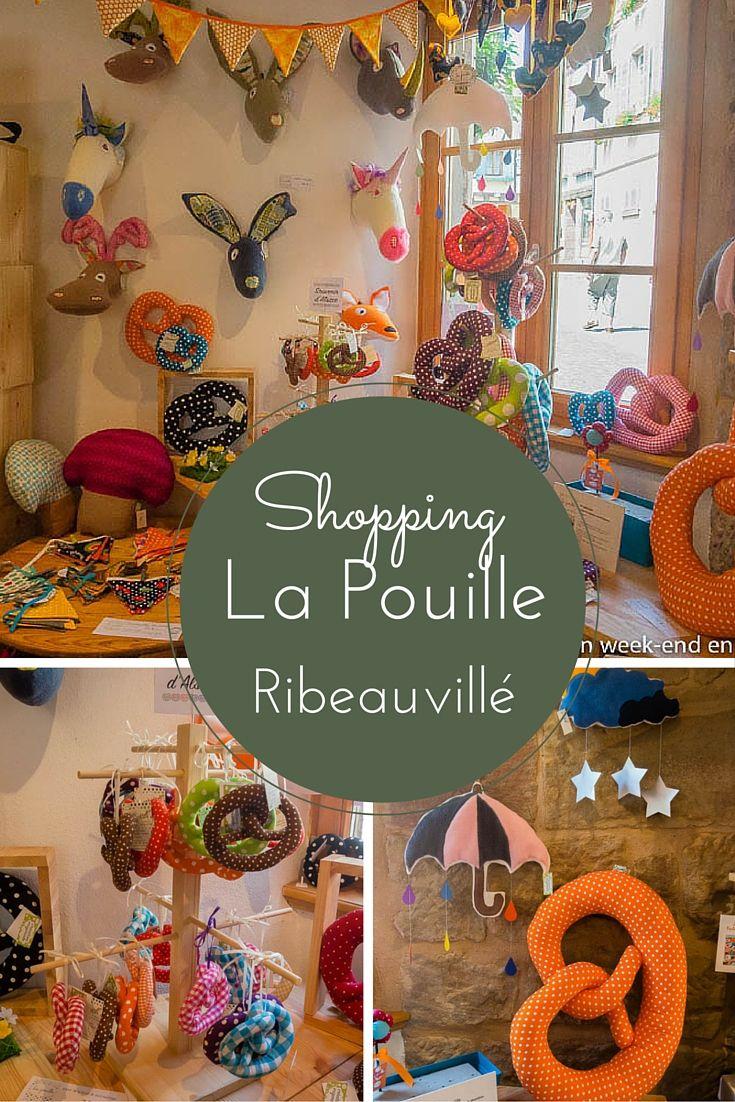 Idée shopping en Alsace - Les bretzels de La Pouille | Bretzel en tissu, Alsace et Bretzels