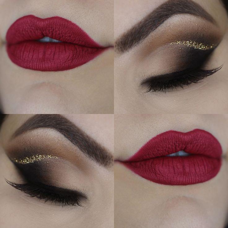 Makeup Ideas 2017/ 2018 Christmas Makeup .youtube.com/ makeup