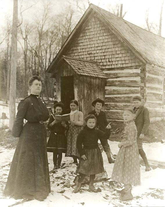 Ohio Couple Find Log Cabin In Their Home