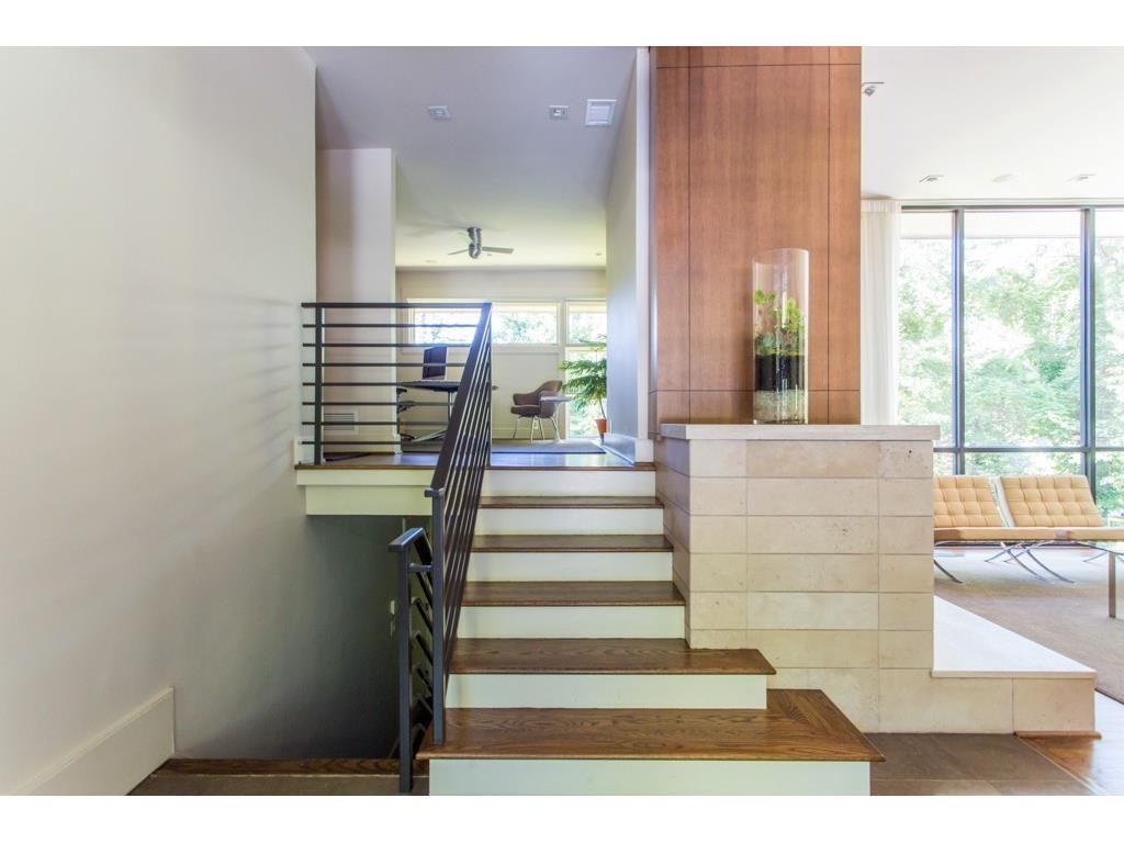 In Buckhead's Pine Hills, midcentury modern renovation awes for $948K   Modern renovation ...