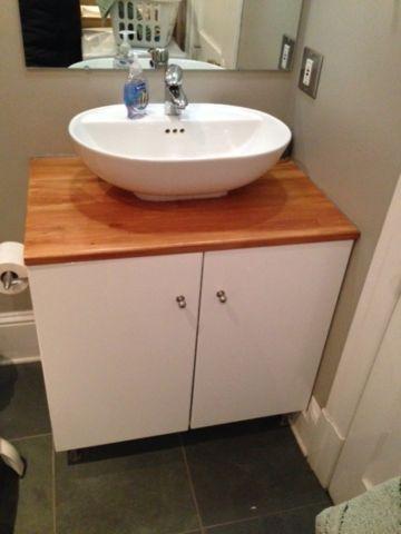 Vanit et lavabo vendre articles pour la salle de bain for Accessoires salle de bain montreal