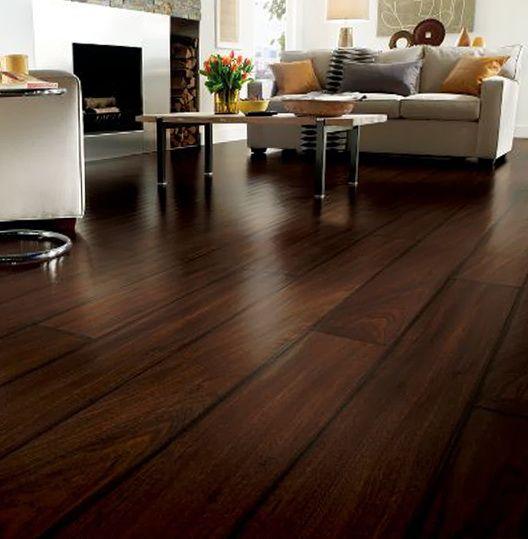 Decorate Dark Laminate Wood Flooring