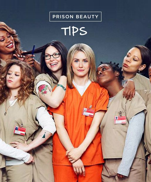Orange is the new black the weirdest place you 39 ll find - Diy shows on netflix ...