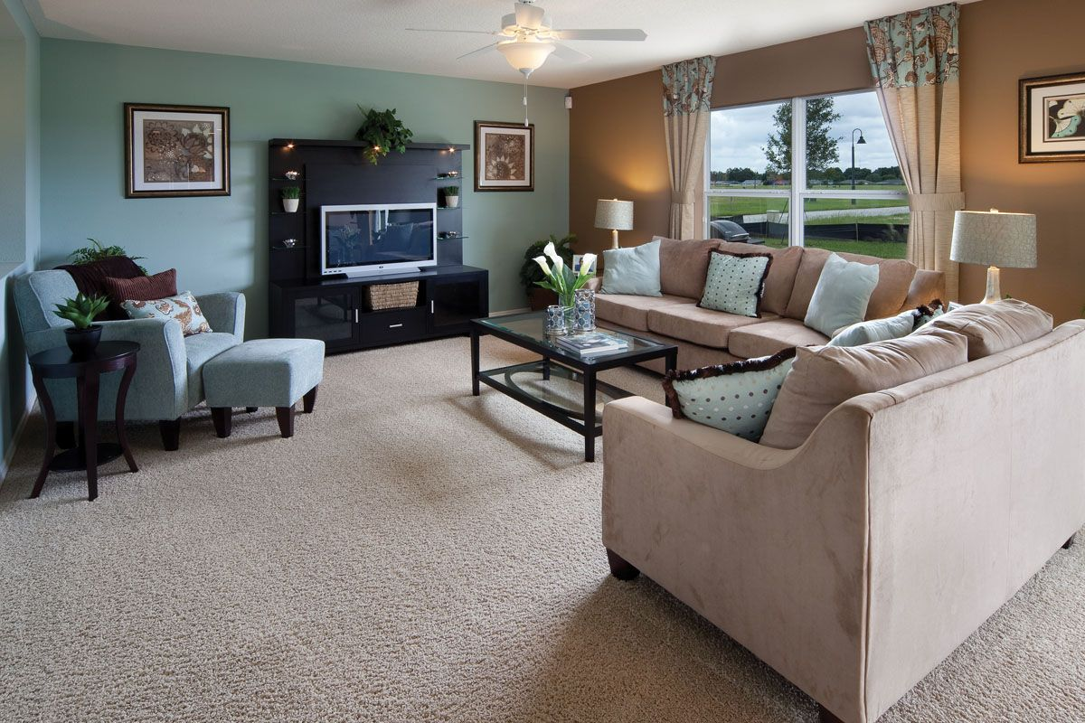 1865 Great Room Kb Homes Home New Homes
