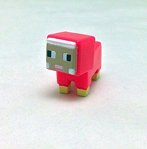 Minecraft Mini Figure Grass Series 1 Dyed Sheep I Need