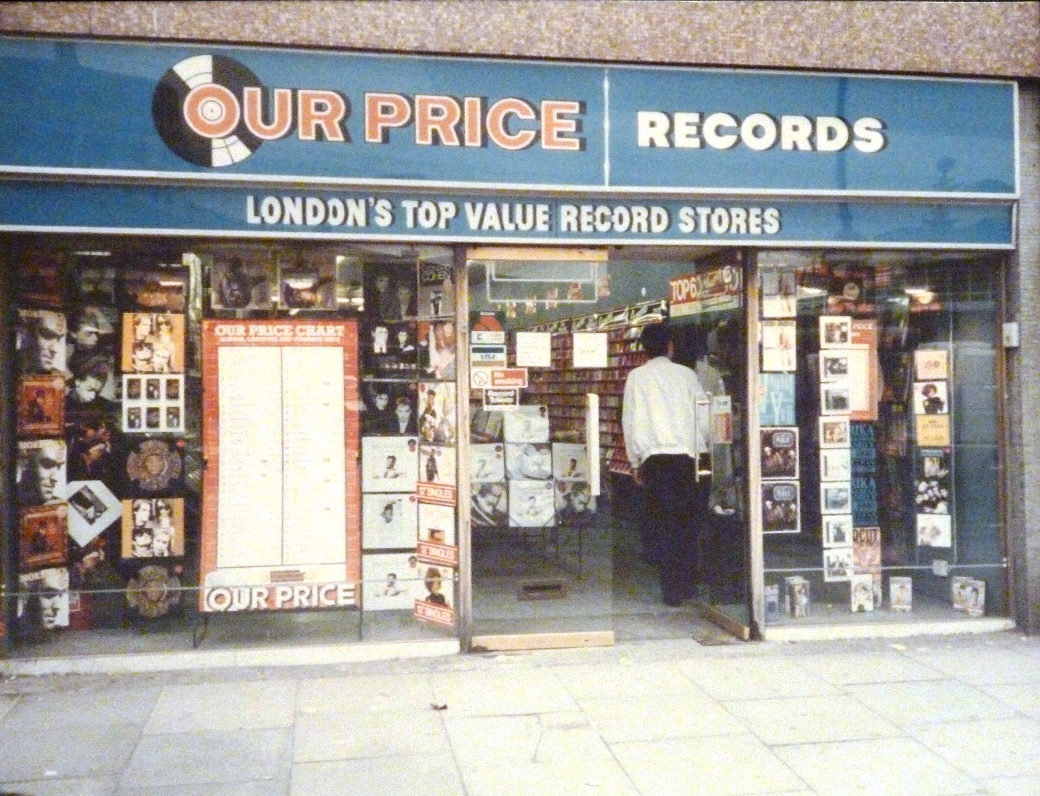 London S Top Value Record Store Record Stores Rule
